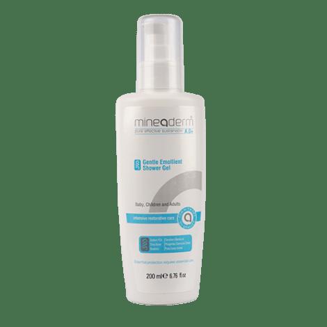 ژل داخل حمام مرطوب کننده پوست های بسیار حساس