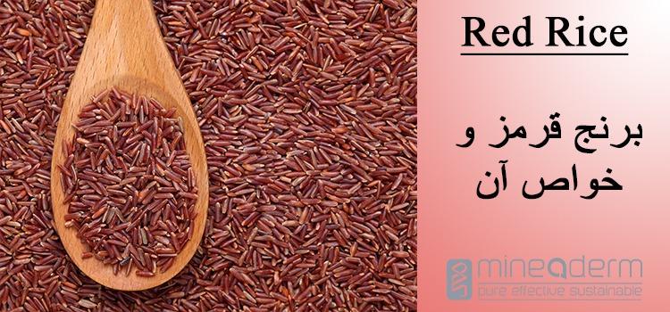 برنج قرمز | Red Rice